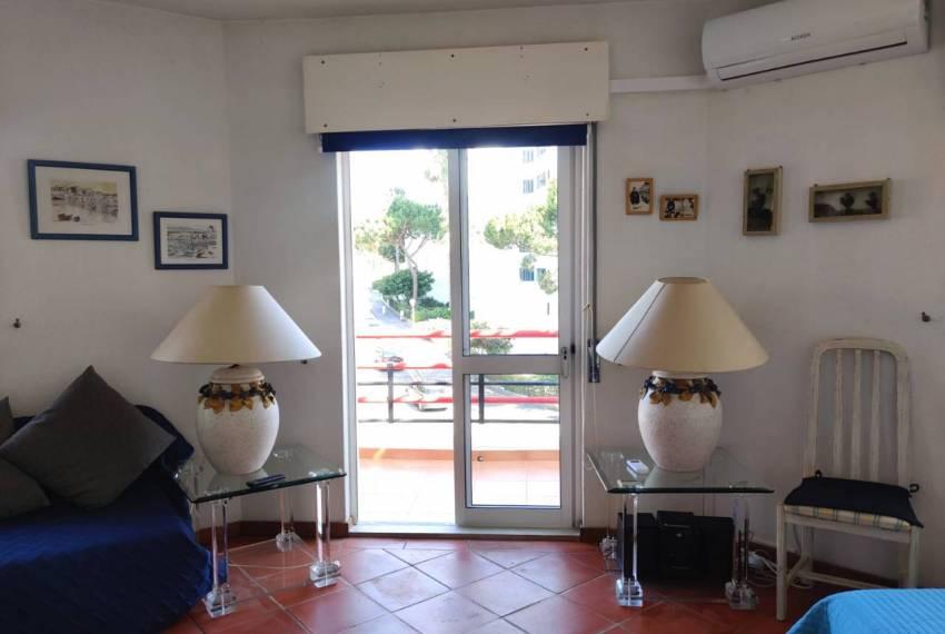 Apartamento para férias com varanda
